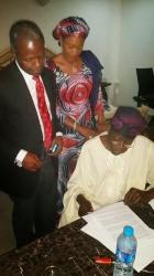 Osinbajo Visits Bola Tinubu To Express His Gratitude
