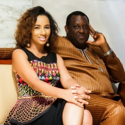First Photos From Ibinabo Fiberesima Wedding Happening Today