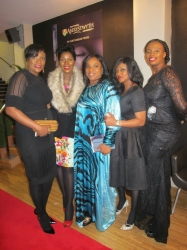 Photos from the UK Private Screening of Stephanie Linus' Movie 'DRY'