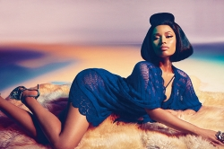 Photos: Nicki Minaj Looks Super Flawless in New Campaign for Roberto Cavalli