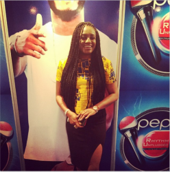 FIRST PHOTOS: Toke Makinwa, Waje, & More Shows Off At The Pepsi Rhythm Unplugged
