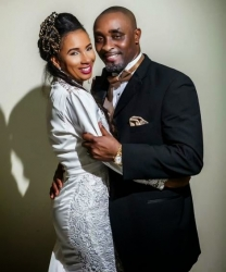 Ibinabo Shows Off More Glamorous Photos From Her Wedding