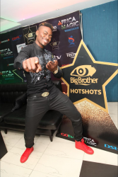 PHOTOS: Check Out Photos From BBA Hotshot's Tayo Faniran's Welcome Home Party