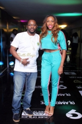 Emma Nyra, Moet Abebe, Juliet Ibrahim & More at 'Olamide Live in Concert'