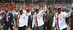 Exclusive Photos From PDP's Presidential Campaign Rally In Port Harcourt