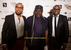 Nollywood Stars Storm 'Thy Will Be Done Movie Premiere In London' [Photos]