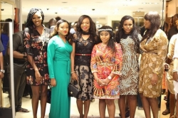 Lanre Da Silva, Mai Atafo, And More At Genevieve Online Launch Party In Lagos