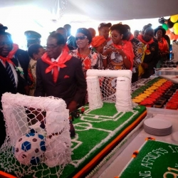 Robert Mugabe 90th Birthday