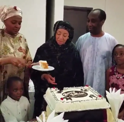 Former First Lady, Maryam Abacha Celebrates 69th Birthday In Cameroon