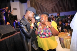 IK Ogbonna, Toyin Aimakhu & More Stars at 'Chronicles of Ushbebe' Comedy Show