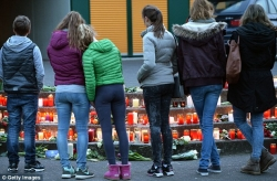 16 German School Pupils From The Same Class All Die On Board Germanwings Flight