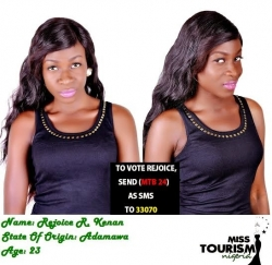 Meet The Pretty Finalists For The Miss Tourism Nigeria 2015