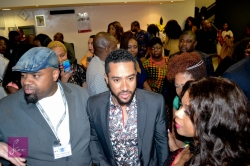 Uru Eke, Majid Michel & More At The Premiere of 'Champagne' in London - Photos