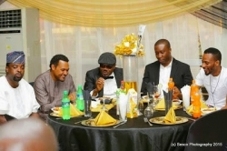 VP Elect Osinbajo Hosts A Special 'Thank You Dinner' In Lagos - Photos