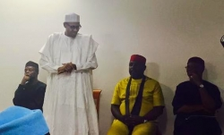 APC Governors And Governor-Elects Meet With Buhari In Abuja