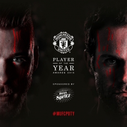 Photos From Manchester United FC Player Of The Year Awards 2015 Ceremony