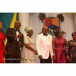 Photos From Governor Of Lagos State, Akinwunmi Ambode's Inaugural Dinner