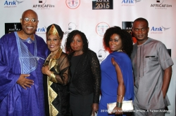 Official Photos Of AMAA Nomination Gala In LA: Lynn Whitfield, Omotola Ekeinde, Kunle Afolayan, More