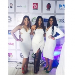 Celebrities Steps Out For DJ Xclusive's Album Release Party (PHOTOS)