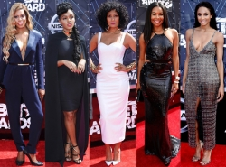 Check Out Photos Of Best & Worst Dressed @ BET Awards 2015