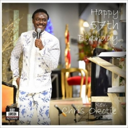 Photo From Pastor Chris Okotie's 57th Birthday Party Celebration